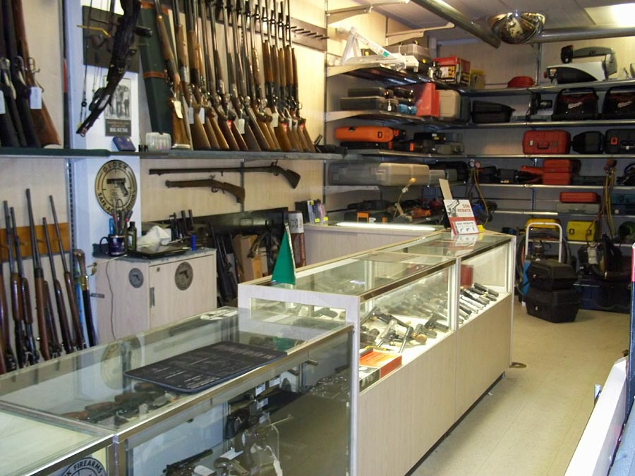 Firearms - Pistols - Rifles - Ammunition - Tools